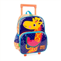 Mochila com rodas Girafa Petit UP4YOU