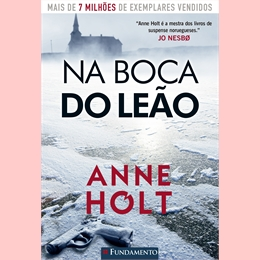 Na boca do leão - Anne Holt